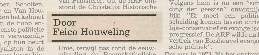Feico Houweling