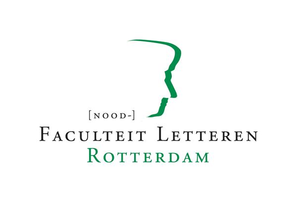 Logo Noodfaculteit letteren Rotterdam